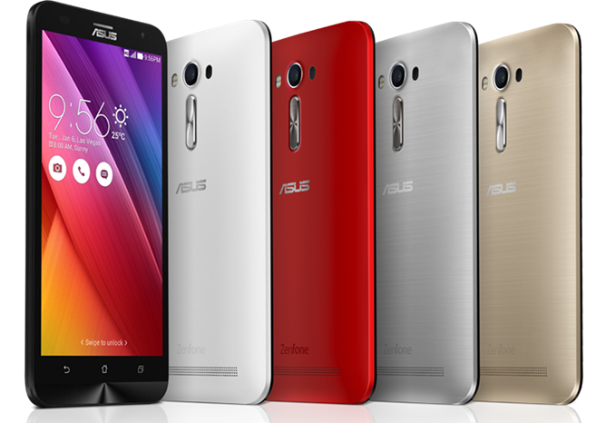 The ZenFone 2 Laser Now Has Official TWRP Recovery Support