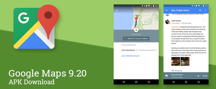 [Update: Official Changelog] Google Maps v9.20 Links Photos With Reviews, Adds Street Sign Callouts And An Option To Turn Off Voice Guidance During Calls, And Allows For Additions To Your Timeline [APK Download]