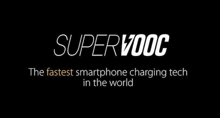 [POWAAAAH] OPPO's Super VOOC Can Fully Charge A 2500mAh Battery In 15 Minutes