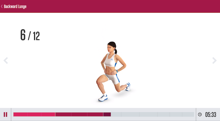 Runtastic Butt Trainer, Leg Workout, And Six Pack Add Chromecast Support