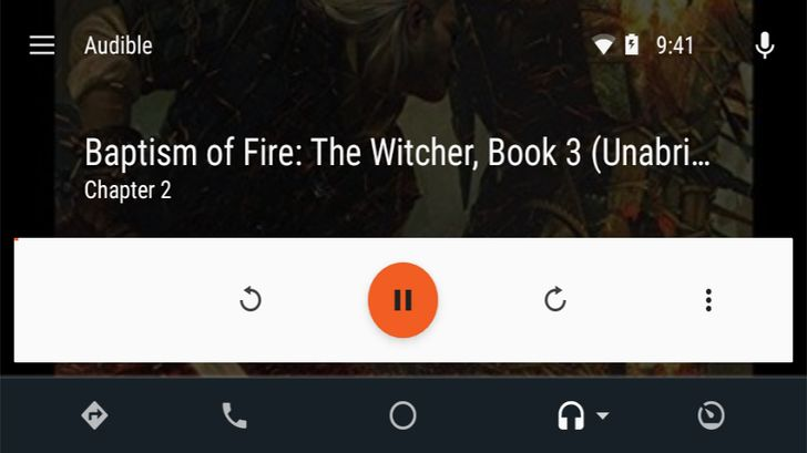Audible App Updated With Android Auto Support, Adjustable Playback Speed, And More