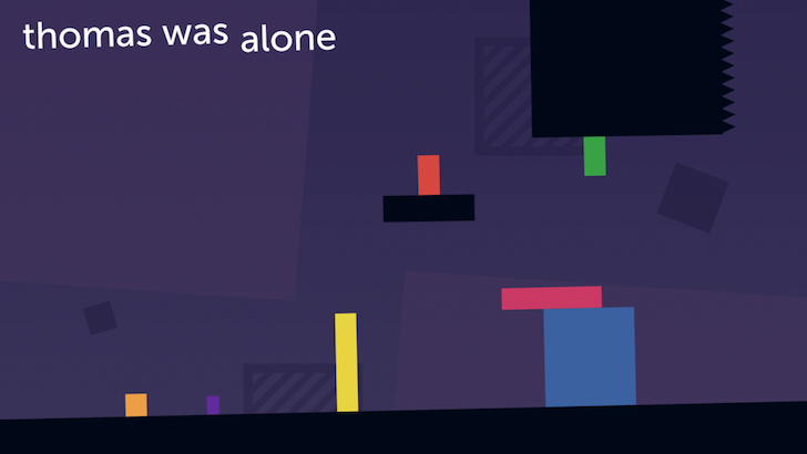 [Deal Alert] Thomas Was Alone Is Down To $0.20 In Many Countries ($0.99 Globally)