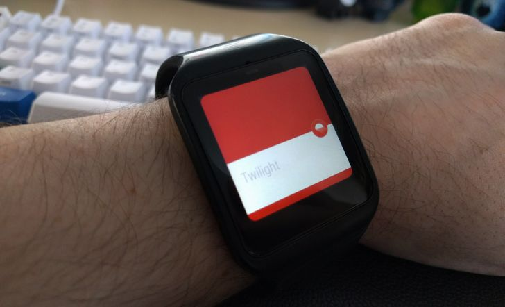 Twilight Adds Support For Android Wear And Android TV