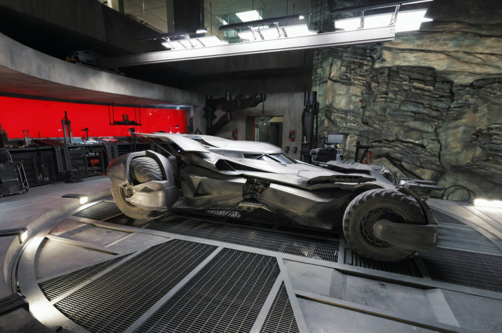 You Can Check Out The Amazingly Detailed New Batcave In Street View And In 3D With Cardboard