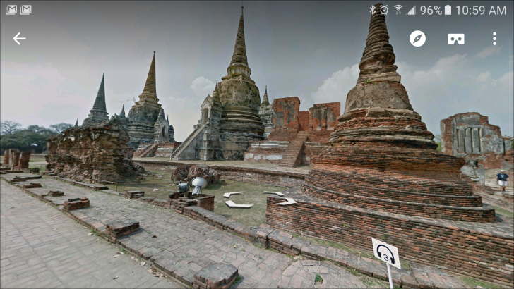 Google Adds More Than 150 Historic Locations And Points Of Interest From Thailand To Street View