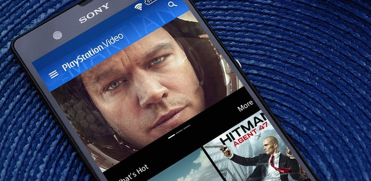 PlayStation Video Now Streams Movies And TV Shows To Android Devices