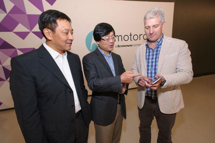 Motorola President Rick Osterloh Leaves Company As Lenovo Reorganizes