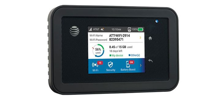 AT&T's First Rugged Wireless Hotspot, The Unite Explore, Is Coming April 1st For $49.99 With A Two-Year Contract