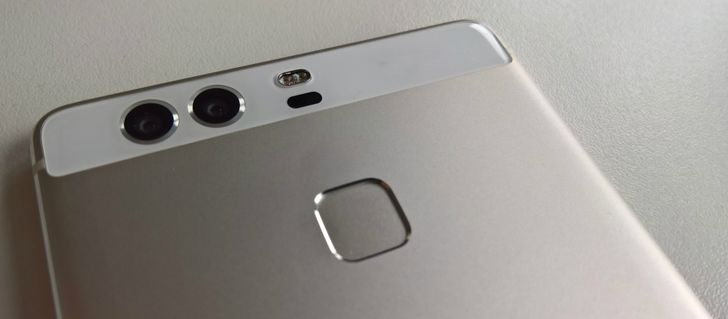 Huawei P9 Leaks With Dual Cameras, USB Type-C, And Aluminum Chassis
