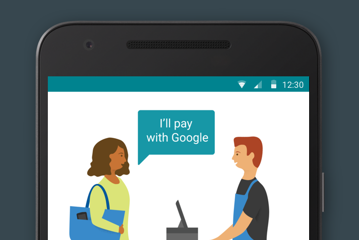 Google Launches Hands Free Payment Pilot Program In San Francisco's South Bay