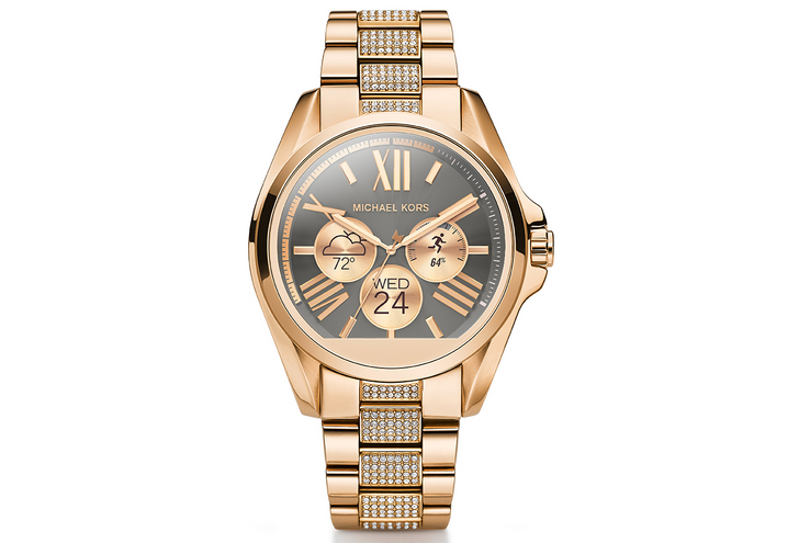 Michael Kors Announces An Android Wear Smartwatch Line, Michael Kors Access, Coming Fall 2016