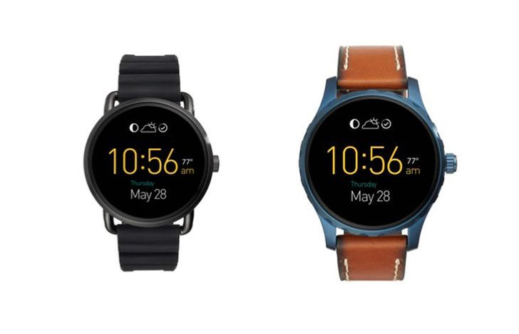 [Confirmed: Snapdragon Wear 2100] Fossil Q Wander and Q Marshal smartwatches come out August 29 for $295, pre-orders available August 12