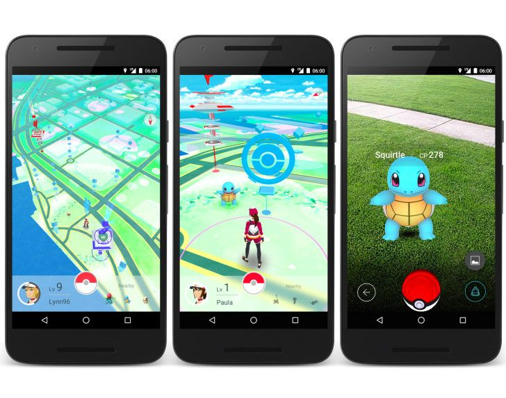 Niantic Labs Expands Pokémon GO Field Test To Australia And New Zealand