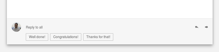 Web Version Of Inbox By Gmail Gets Smart Reply