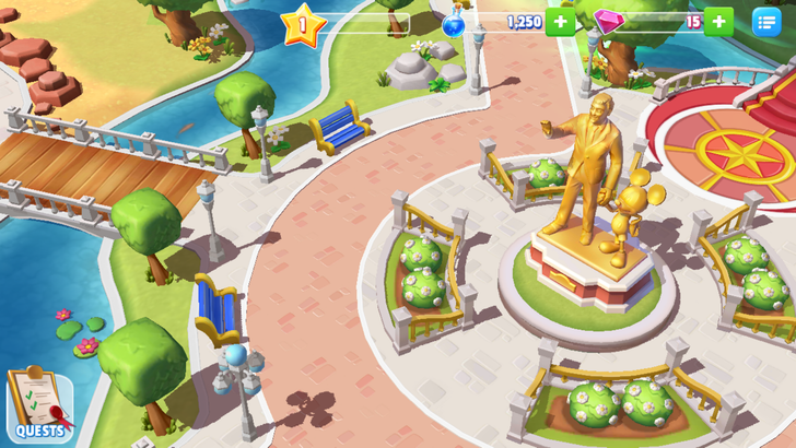 Gameloft And Disney Team Up For The Magical Park-Building Game 'Disney Magic Kingdoms', Out Now