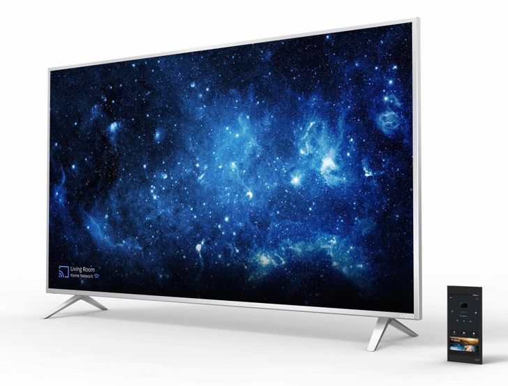 Vizio's New HDR 4K TVs Have Google Cast Built-In, Come With Android Tablet As A Remote