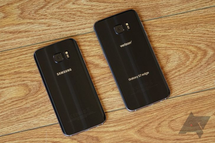 Verizon Is Rolling Out An OTA To The Galaxy S7 and S7 Edge Tomorrow, May 6