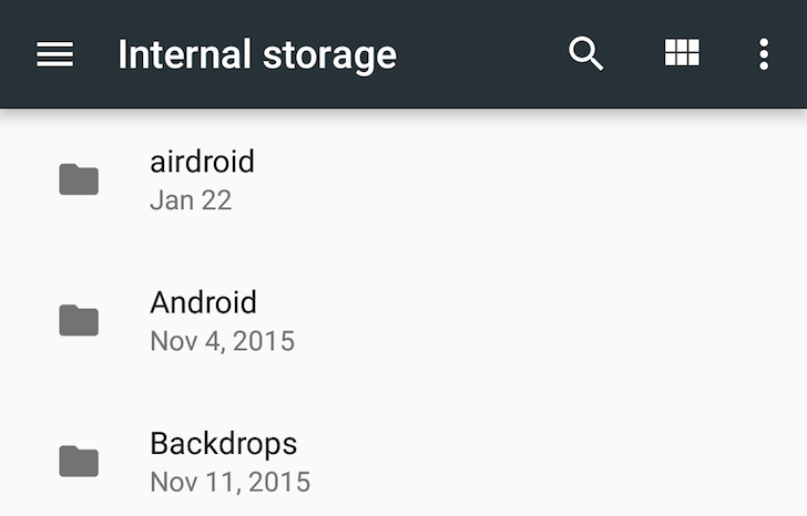 Android N Feature Spotlight: More Powerful Built-In File Manager Adds Move, Rename, Create, And Multiple Instances
