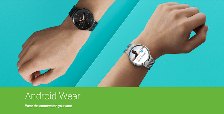 Google Revamps The Android Wear Site And Makes It More Interactive