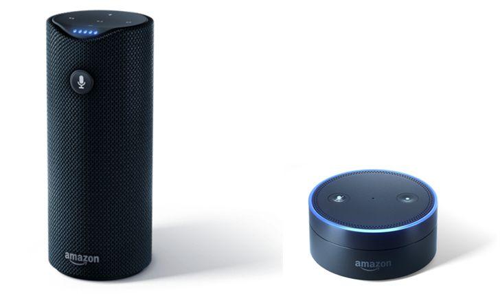 Amazon Announces Two New Alexa-Powered Devices, The Echo Dot And Amazon Tap