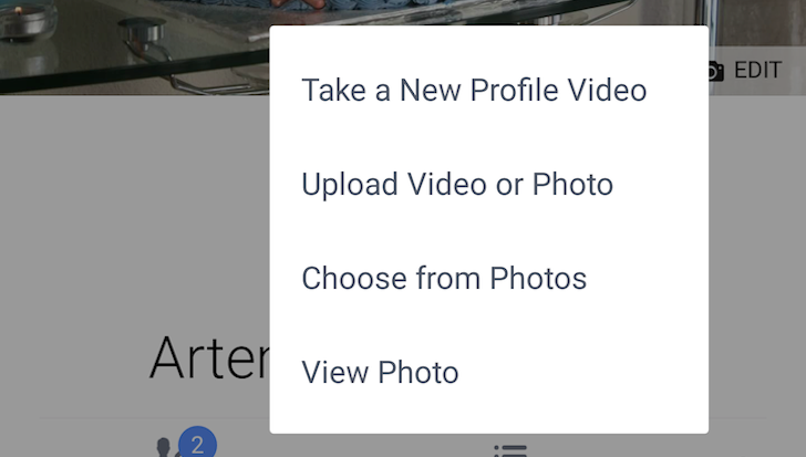 Facebook's 7-Second Profile Videos Seem To Be Rolling Out More Widely On Android