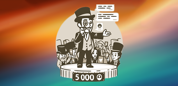 Telegram 3.7 Brings Updates To Supergroups With Support For 5000 Members, Pinned Posts, And More