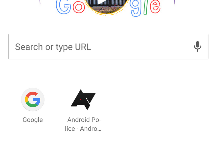 Chrome Has A Popular Sites Flag So Your New Tab Page Doesn't Look So Lonely And Barren