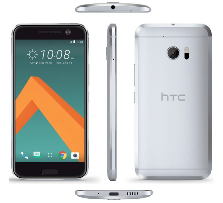 Multiple Images Leak Of The Unannounced 'HTC 10'