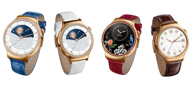 New Variants Of Ladies Huawei Watch Pop Up On Huawei Chinese Site