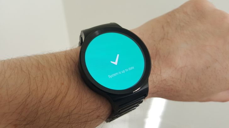 Huawei Says Android 6.0 For Huawei Watch Should Start Rolling Out Today