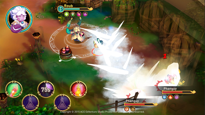 ChemCaper Act 1 Mixes RPG Sensibilities With Real Chemistry Lessons, Available Now In The Play Store For $8