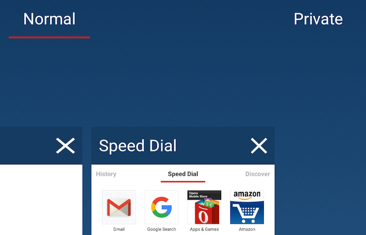 Opera Beta Gets A New Tab Switcher And Physical Web Support With Chromium 49 Upgrade