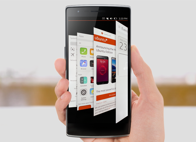 OnePlus Plays Nice With Canonical And Lets Ubuntu Take A Stroll On The OnePlus One