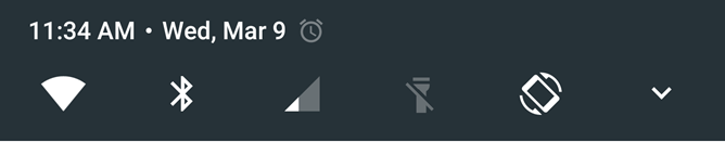 Android N Feature Spotlight: The New Quick Settings Menu Includes Mini-Toggles And Easy Editing