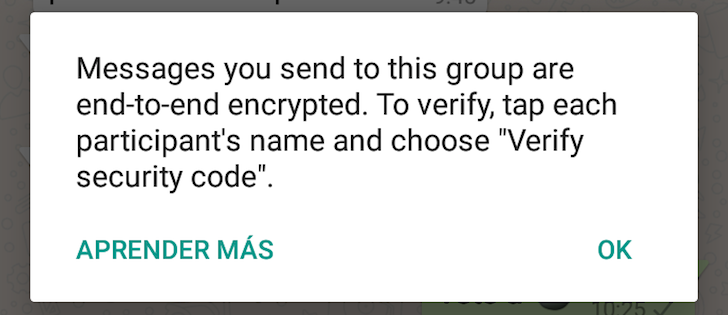 WhatsApp Starts Emphasizing End-To-End Encryption, Collapses Long Messages, And Tests Some Minor Interface Changes