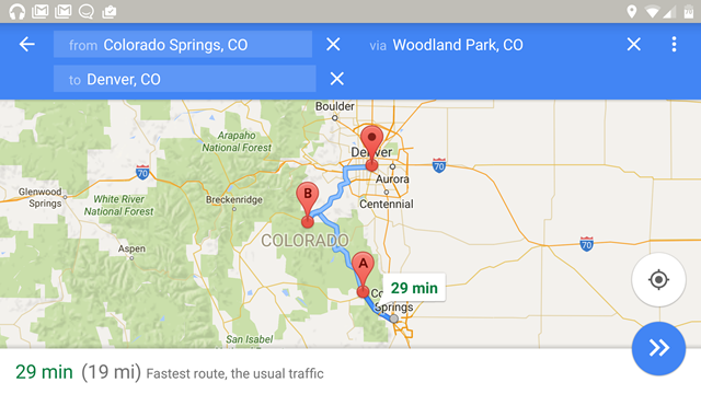 PSA: Google Maps For Android Can Navigate To Multiple Destinations (With A Little Help From A Desktop)