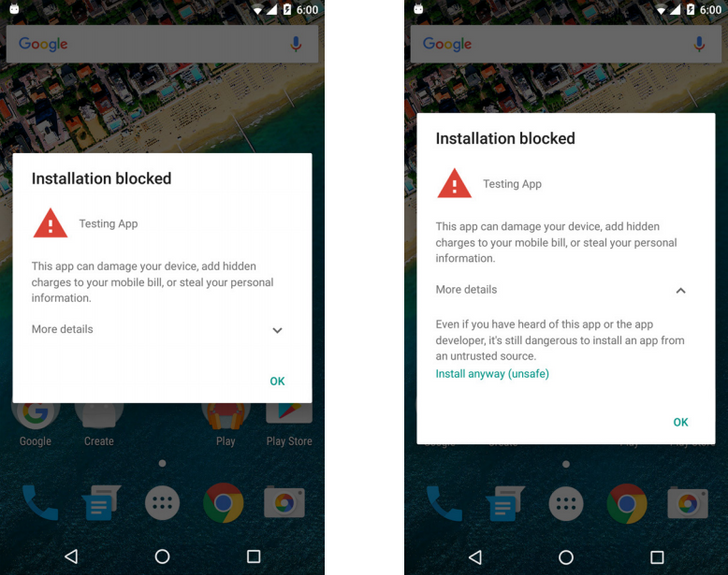 Android Security Report: 6 Billion Apps And 400 Million Devices Scanned Every Day