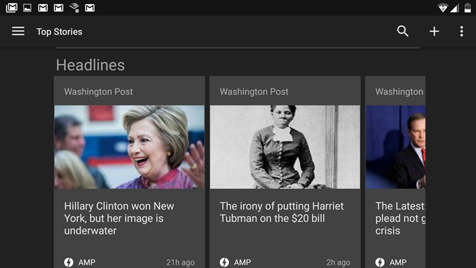 [Update: APK] Google News And Weather Will Get Some Much-Needed Integration With Accelerated Mobile Pages (AMP) Soon