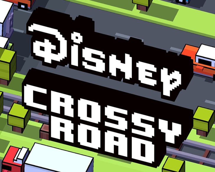 Disney Crossy Road Hops Into The Play Store