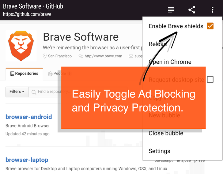 Multiple Major Newspaper Publishers In The US Tell The Brave Browser To Stop Blocking Ads