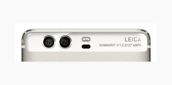 Another Image Of The Huawei P9 Leaks, Complete With Leica Camera