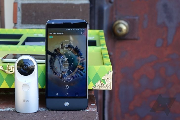 5 Things I Love About The LG G5