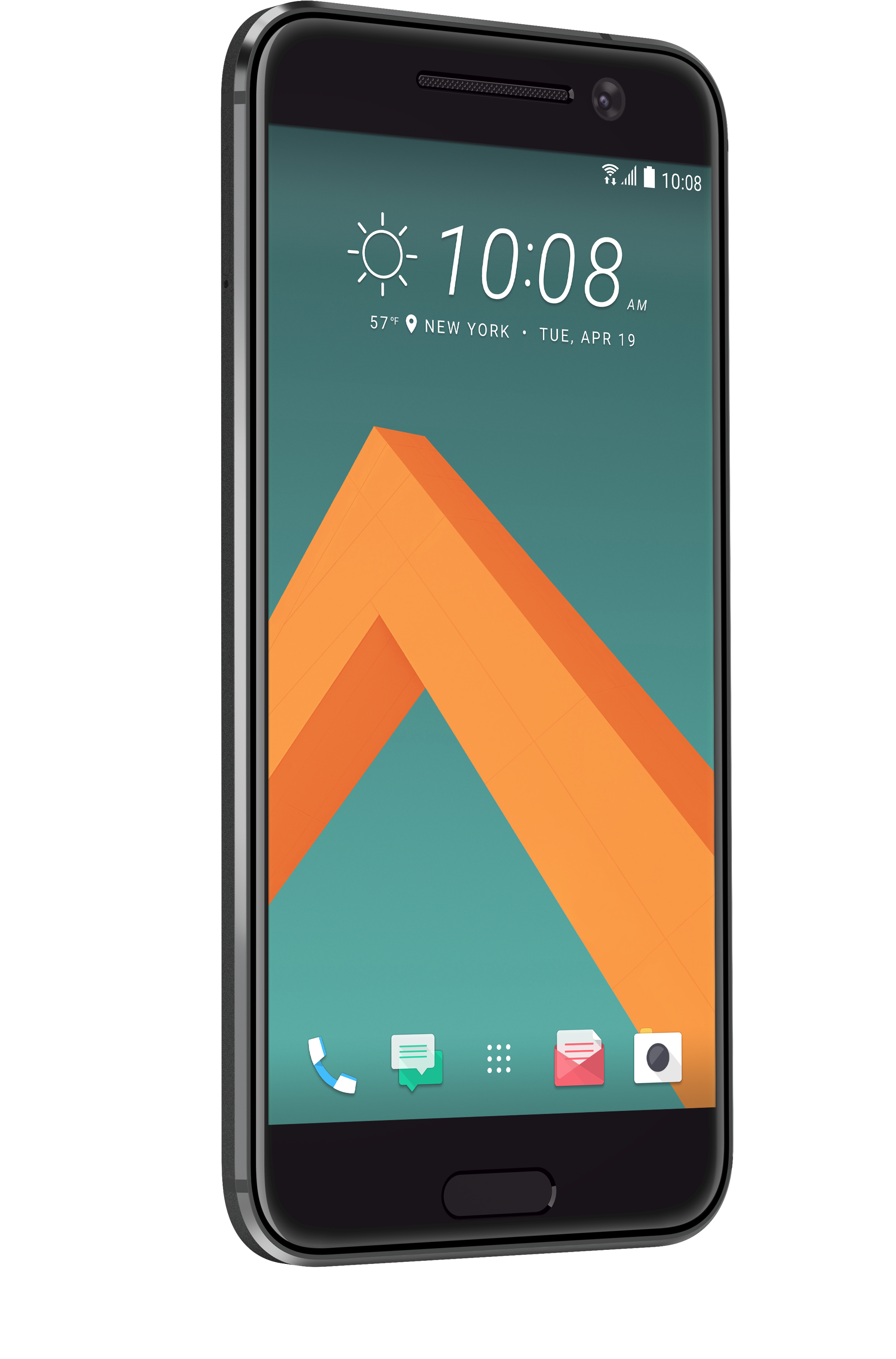 HTC10_Gray_Rt_Fnt