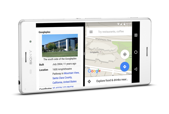 Sony Offers A Build Of The Android N Developer Preview For The Xperia Z3
