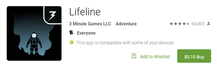 [Deal Alert] Three Storytelling Games Lifeline, Lifeline 2, And Lifeline: Silent Night Are Each Reduced To 10 Cents