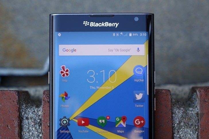 BlackBerry Plans To Launch Two Mid-Range Android Phones This Year