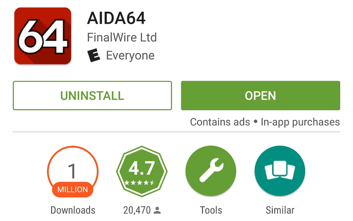 The Play Store Starts Showing 'Contains Ads' Designation For Apps And Games
