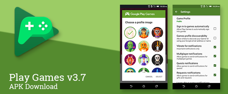 Play Games v3.7 Finally Enables Gamer ID And Automatic Sign-In For Everybody [APK Download]