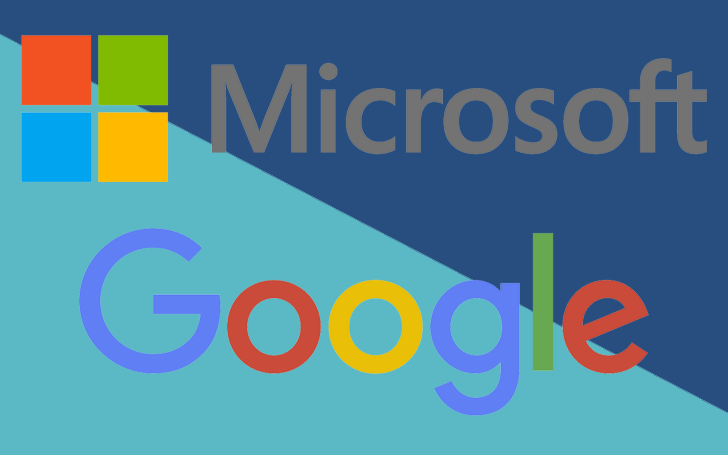 Google & Microsoft Mutually Agree To Stop Tattling On Each Other To Regulators