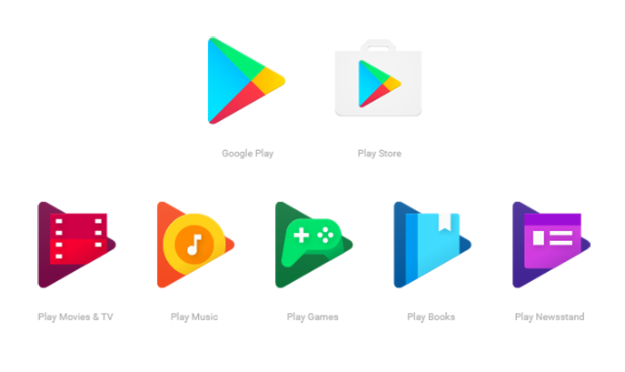 Google Announces New Google Play App Icons